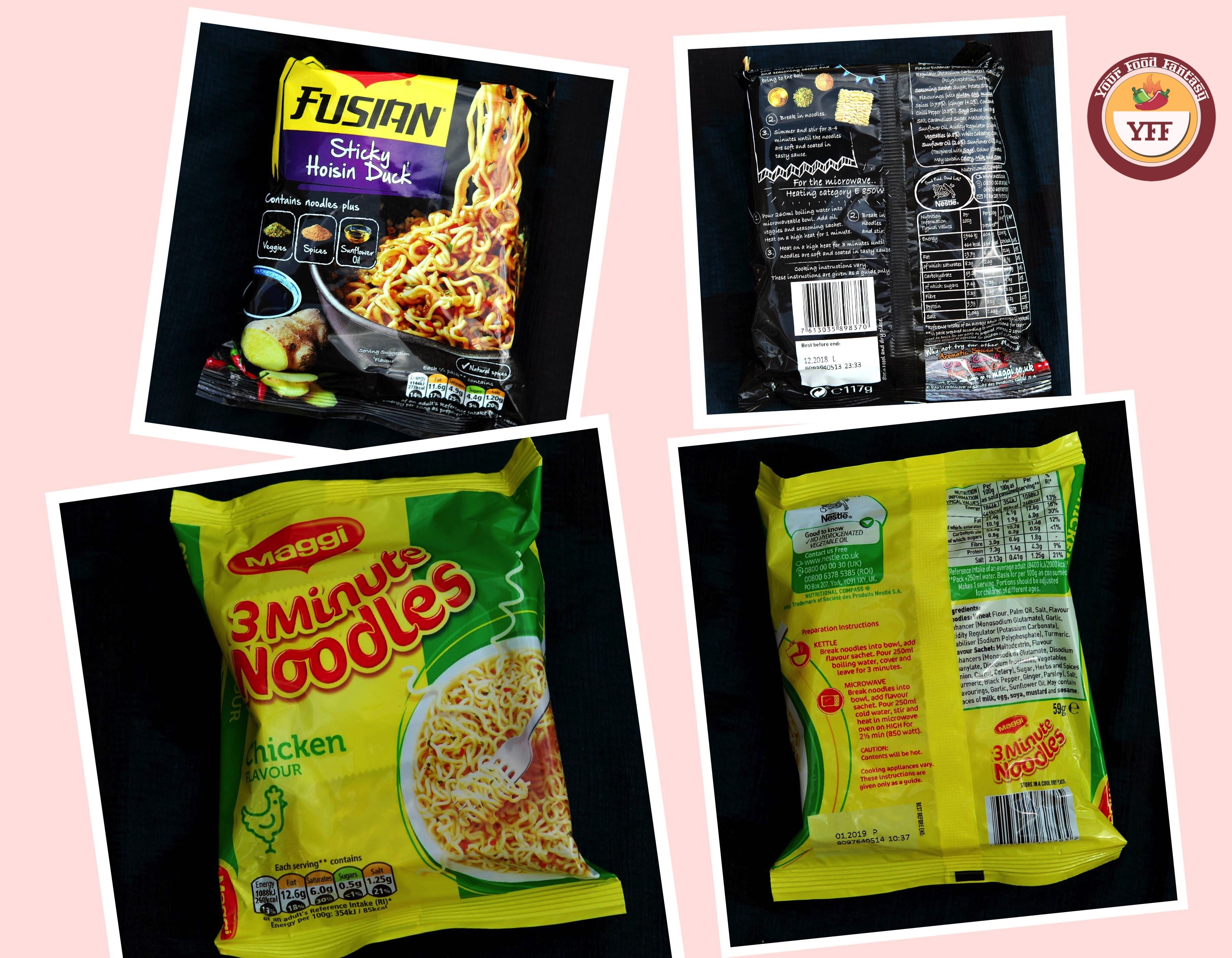 Maggi Noodles Review - Degustabox