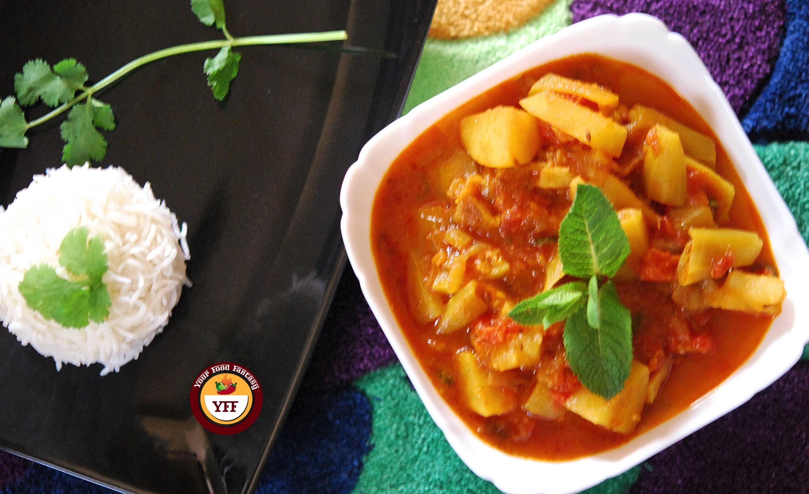 Parval Aalo Sabzi Recipe   Your Food Fantasy