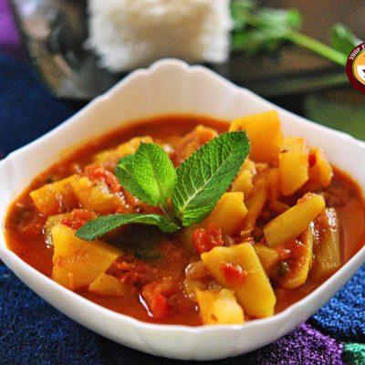 Parval Aalo Sabzi   Your Food Fantasy