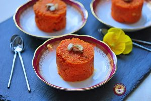 Gajar Ka Halwa | Traditional Indian Carrot Pudding Recipe