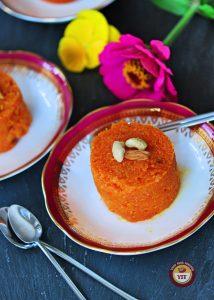 Gajar Ka Halwa   Traditional Indian Carrot Pudding Recipe   Your Food Fantasy