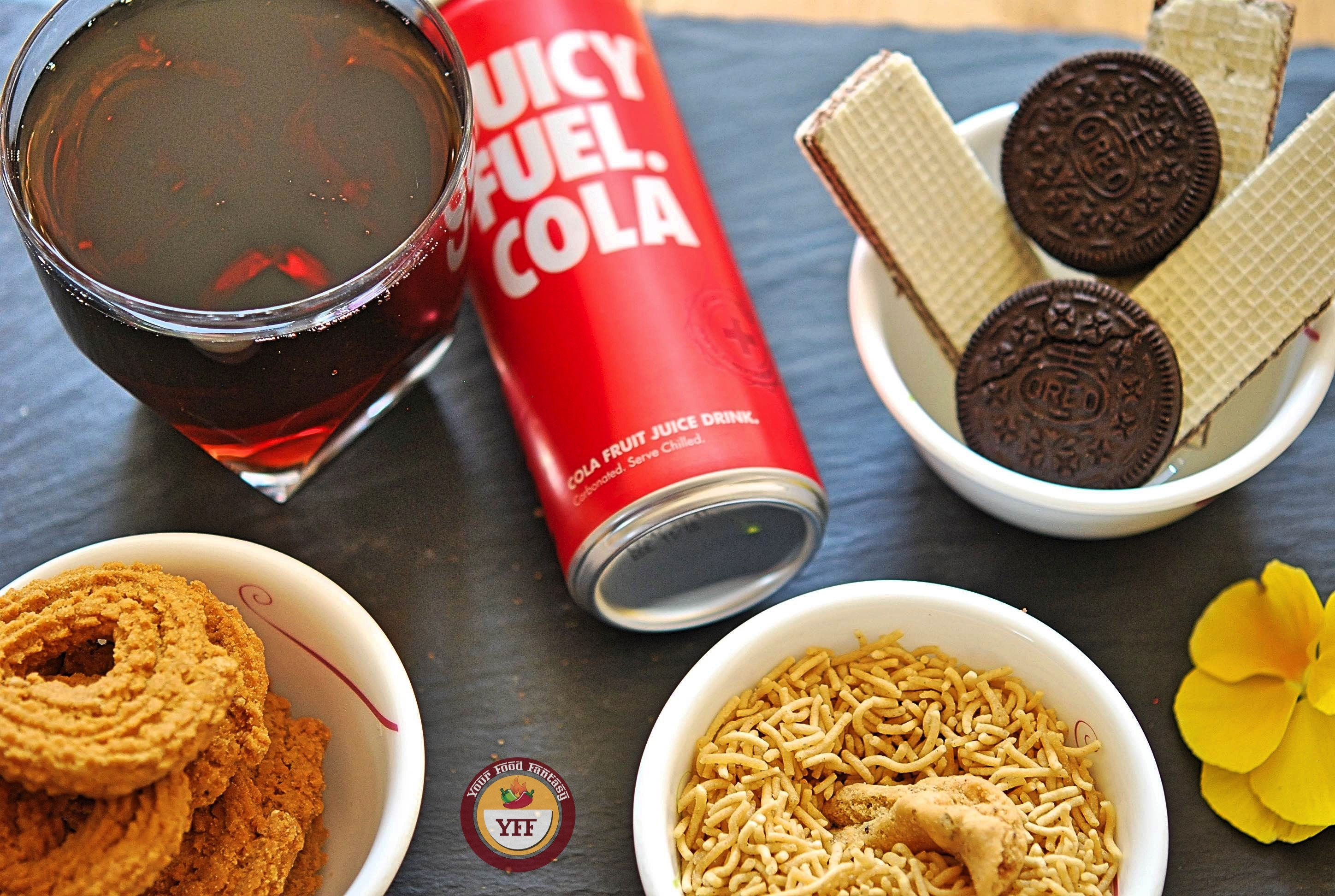 Juicy Cola Review - Degustabox Review | Your Food Fantasy