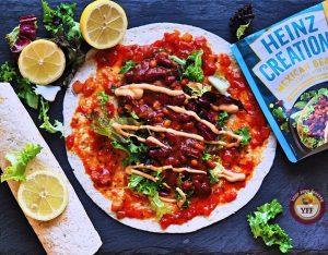 Heinz Creationz Maxican Beanz Review   Degustax Box Review   Your Food Fantasy