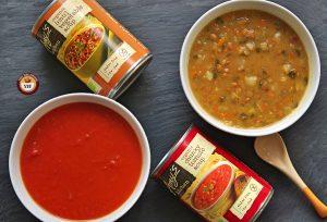Amy's Organic Soup Review   Degustabox Nov 2018 Review