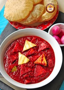 Beetroot Paneer Curry | Beetroot Recipes | Your Food Fantasy