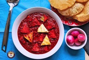 Beetroot Paneer Curry   Paneer Recipe   Your Food Fantasy