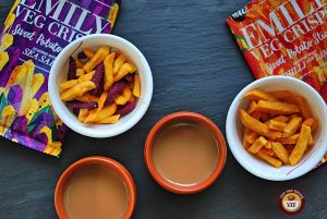Emily Veg Crisps Review | Degustabox November 2018 Review By Your Food Fantasy