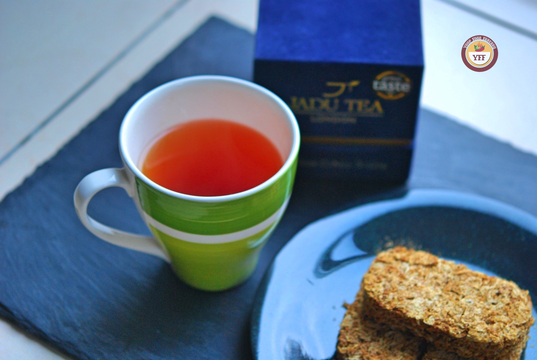 Rooibos Creme Brulee -Finest Tea - JaduTea Review - Premium Tea