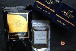 JaduTea Packing   Luxury Tea   Your Food Fantasy