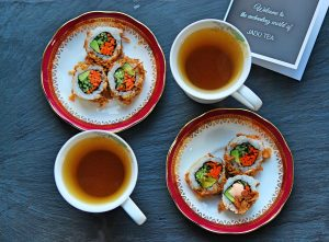 Mint Melange Tea | Jadutea- Luxury Tea | Your Food Fantasy