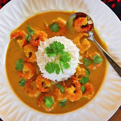 Malai Prawn Curry Recipe   Your Food Fantasy