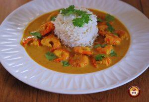 Prawn Malai Curry Recipe   Prawn Recipes   Your Food Fantasy