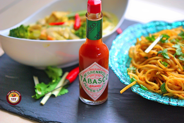Tabasco Sauce review | Degustabox November 2018 Review | Your Food Fantasy