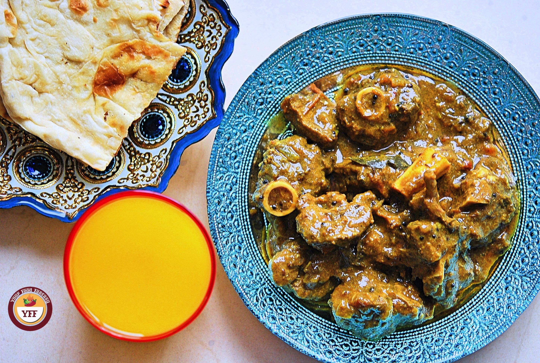 Chettinad Lamb Curry Recipe | YourFoodFantasy.com