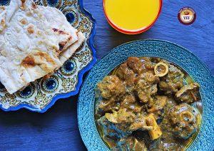 Chettinad Style Lamb Curry Recipe | Your Food Fantasy