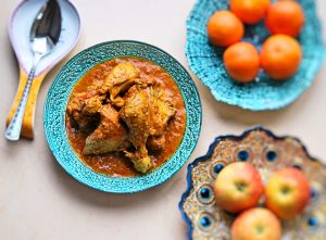 Chicken Korma in Ketogenic Style | Your Food Fantasy
