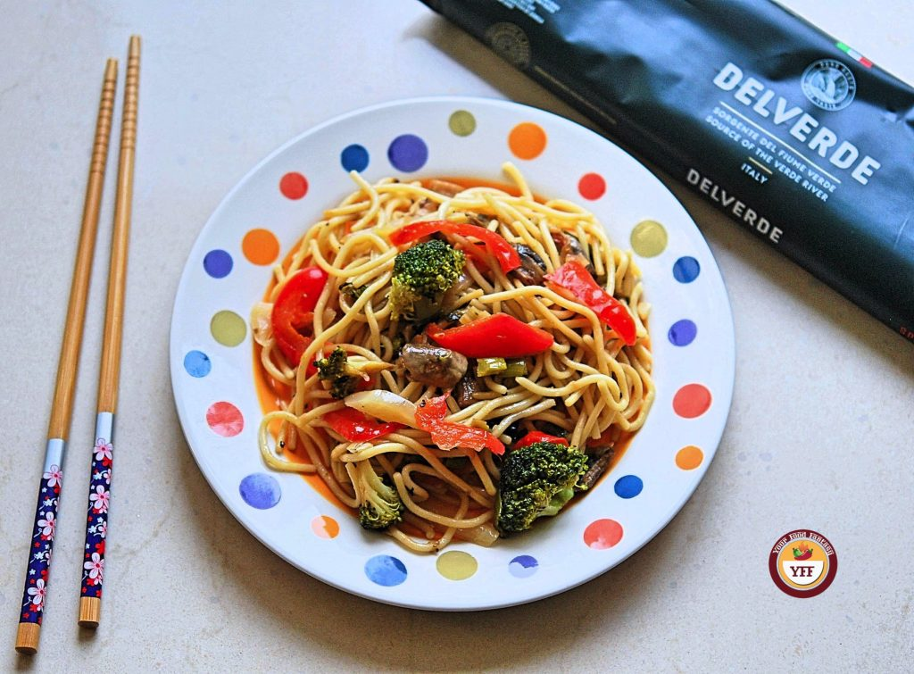 Delverde Spaghetti Review   Degustabox December 2018 Review   Your Food Fantasy