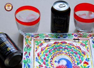 Jack Daniels Lynchburg Lemonade Review by Your Food Fantasy | Degustabox Decebmer box review
