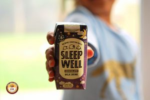 Sleep Well Chocolate Milk Review by Your Food Fantasy   What is in Degustabox