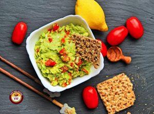 Easy Chunky Avocado Guacamole Recipe | How to make Guacamole | YourFoodFantasy.com
