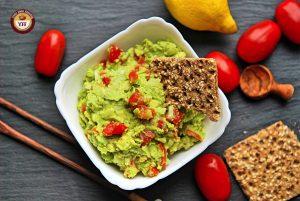 Chunky Avocado Guacamole Recipe   How to make Guacamole   YourFoodFantasy.com