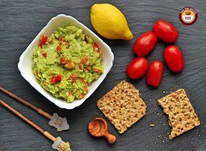 Chunky Avocado Guacamole Recipe | YourFoodFantasy.com