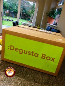 Degustabox January 2019 Review by YourfoodFantasy.com