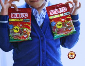 Bebeto Watermelon Jelly Gums review bby Your Food Fantasy
