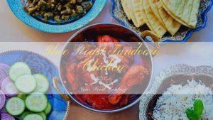 Ghee Roast Tandoori Chicken Recipe | Your Food Fantasy