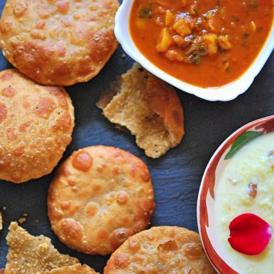 Dal Kachori Recipe   How to make Kachori at home   Your Food Fantasy