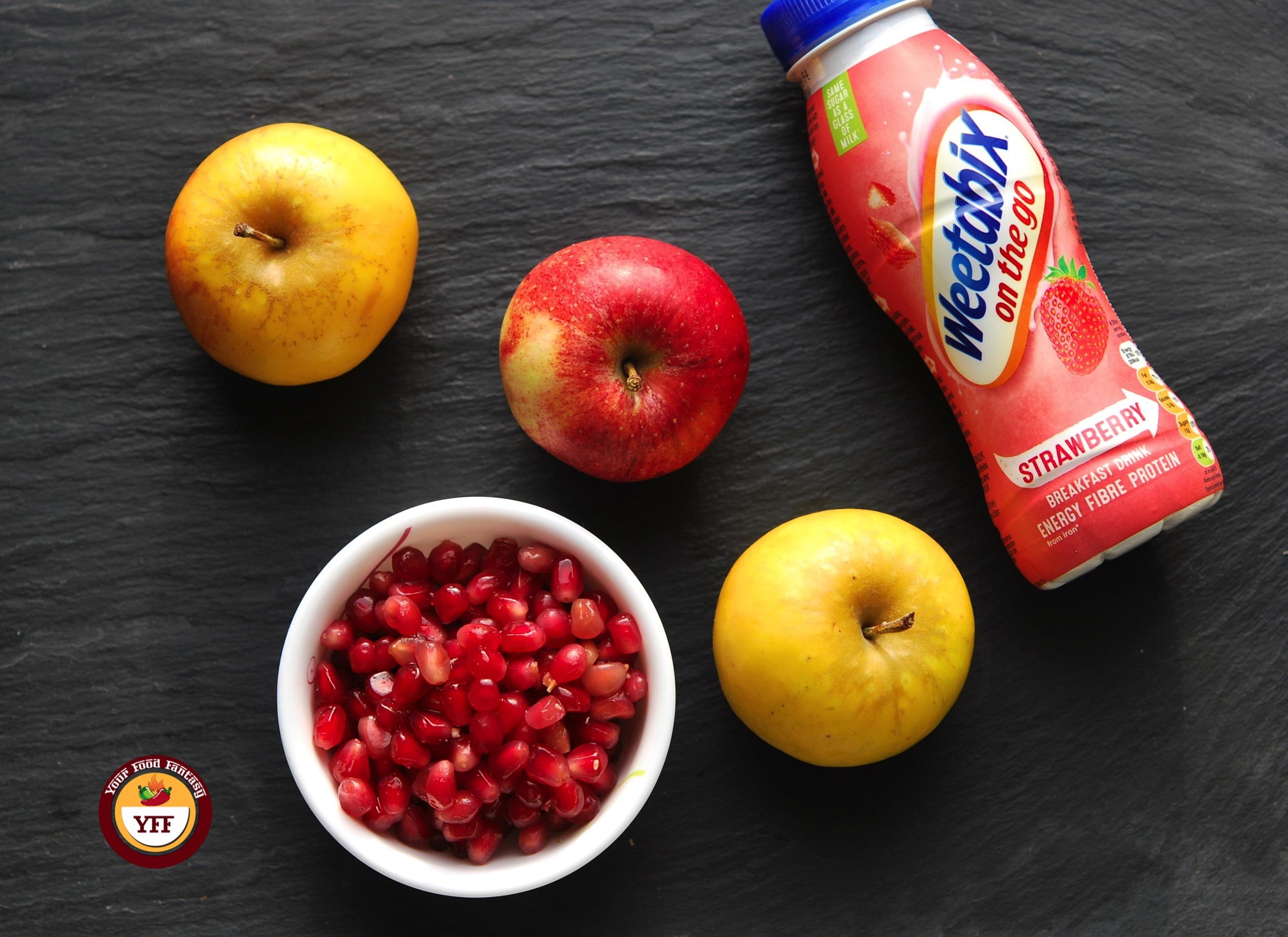 Weetabix On the Go breakfast - Your Food Fantasy