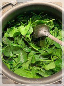 How to make palak kadhi   Your Food Fantasy