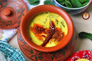Palak Ke Kadhi   Your Food Fantasy