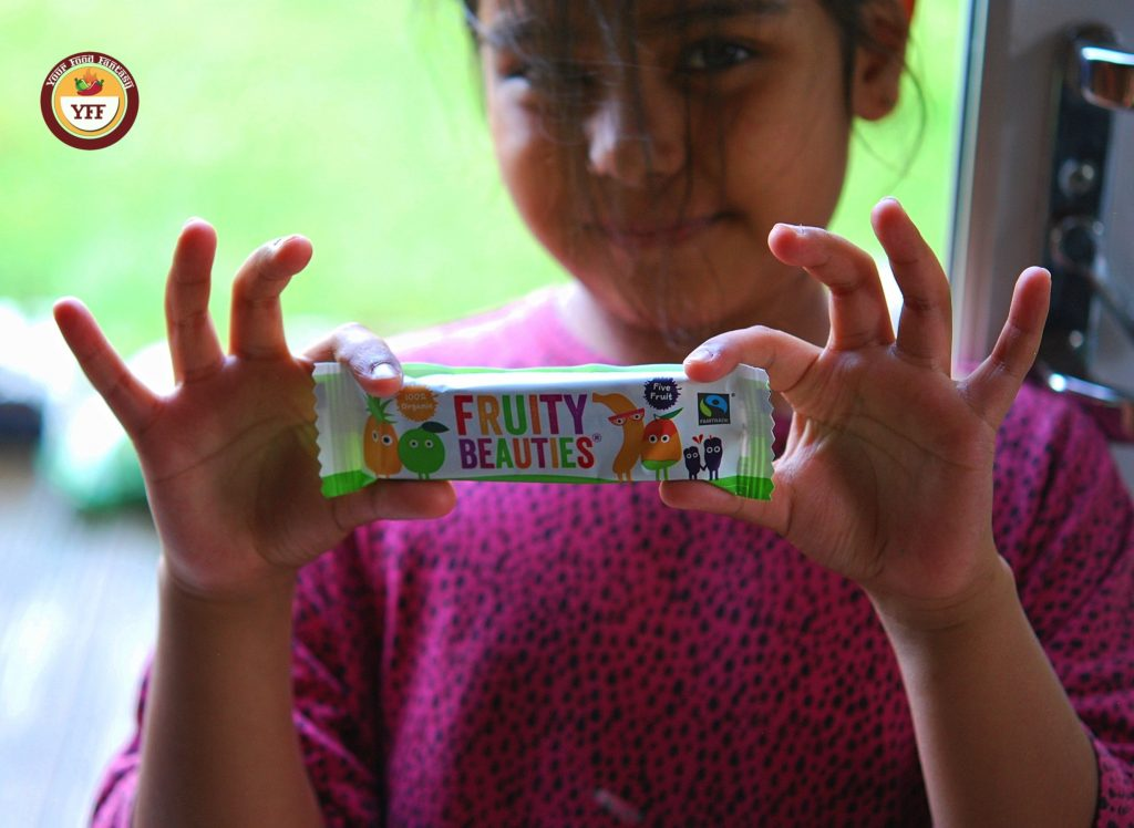 Fruity Beauties Bar review by Your Food Fantasy