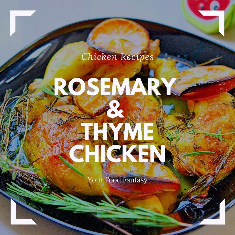 Chicken Recipe | Your Food Fantasy