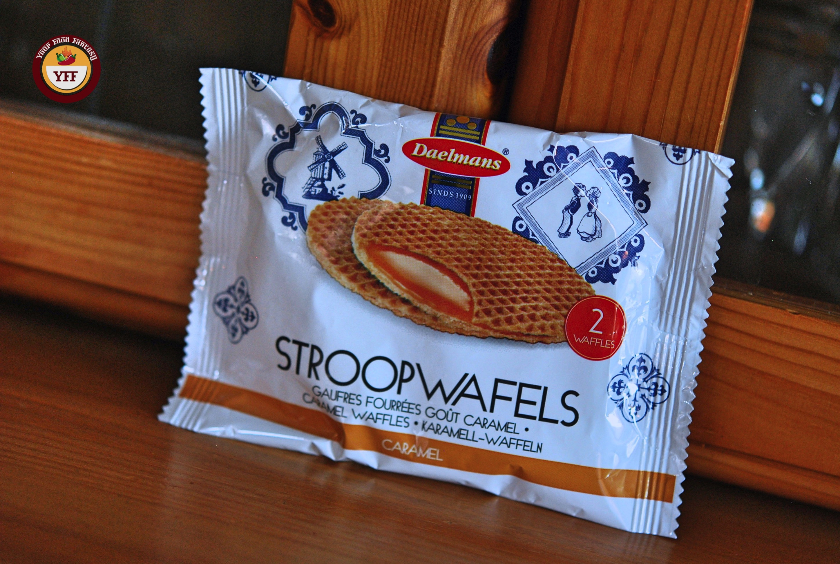 Stroopwafels Review by Your Food Fantasy