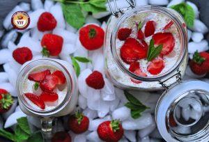 Breakfast Shake with Matcha - Your Food Fantasy