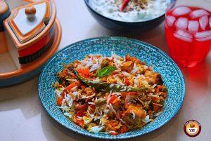 How To Make Vegetable Biryani - Your Food Fantasy