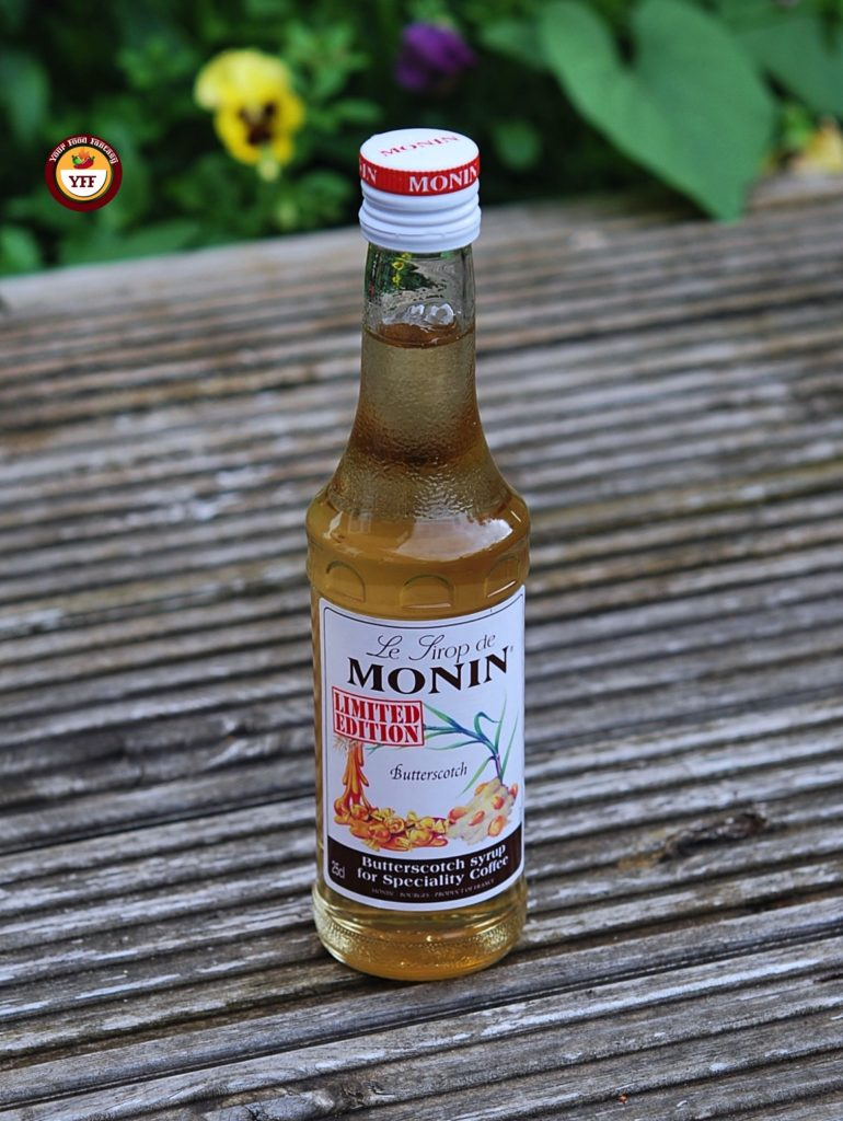 Monin Butterscotch Syrup - Your Food Fantasy