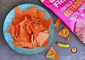 Mr Free'd Vegan Tortilla Chips Review - Your Food Fantasy