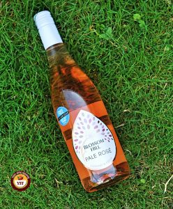 Blossom Hill Pale Rose review - Your Food Fantasy