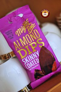 Mighty Fine Almond Dips Review | Your Food Fantasy