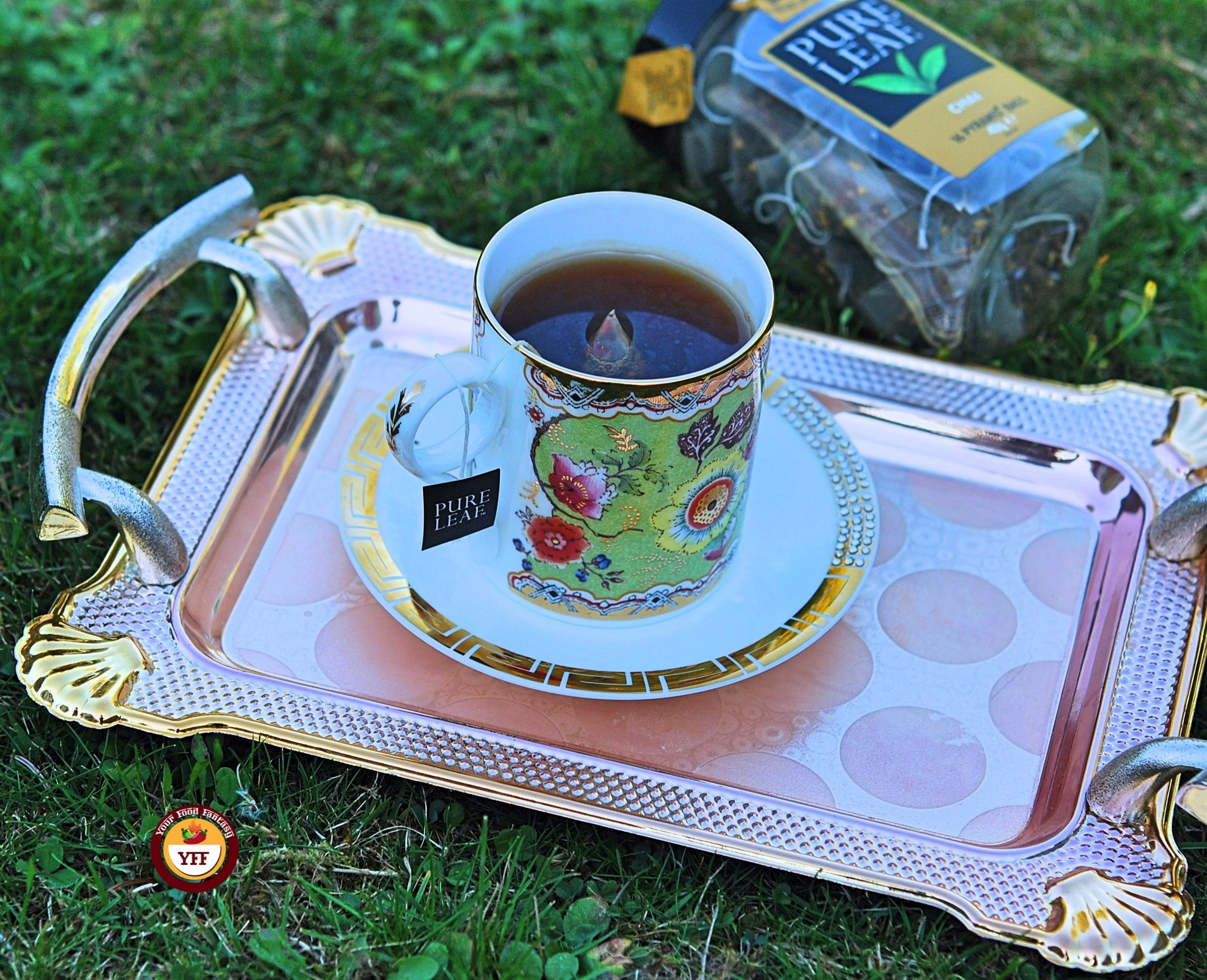 Pure Leaf Tea review by YourFoodFantasy.com