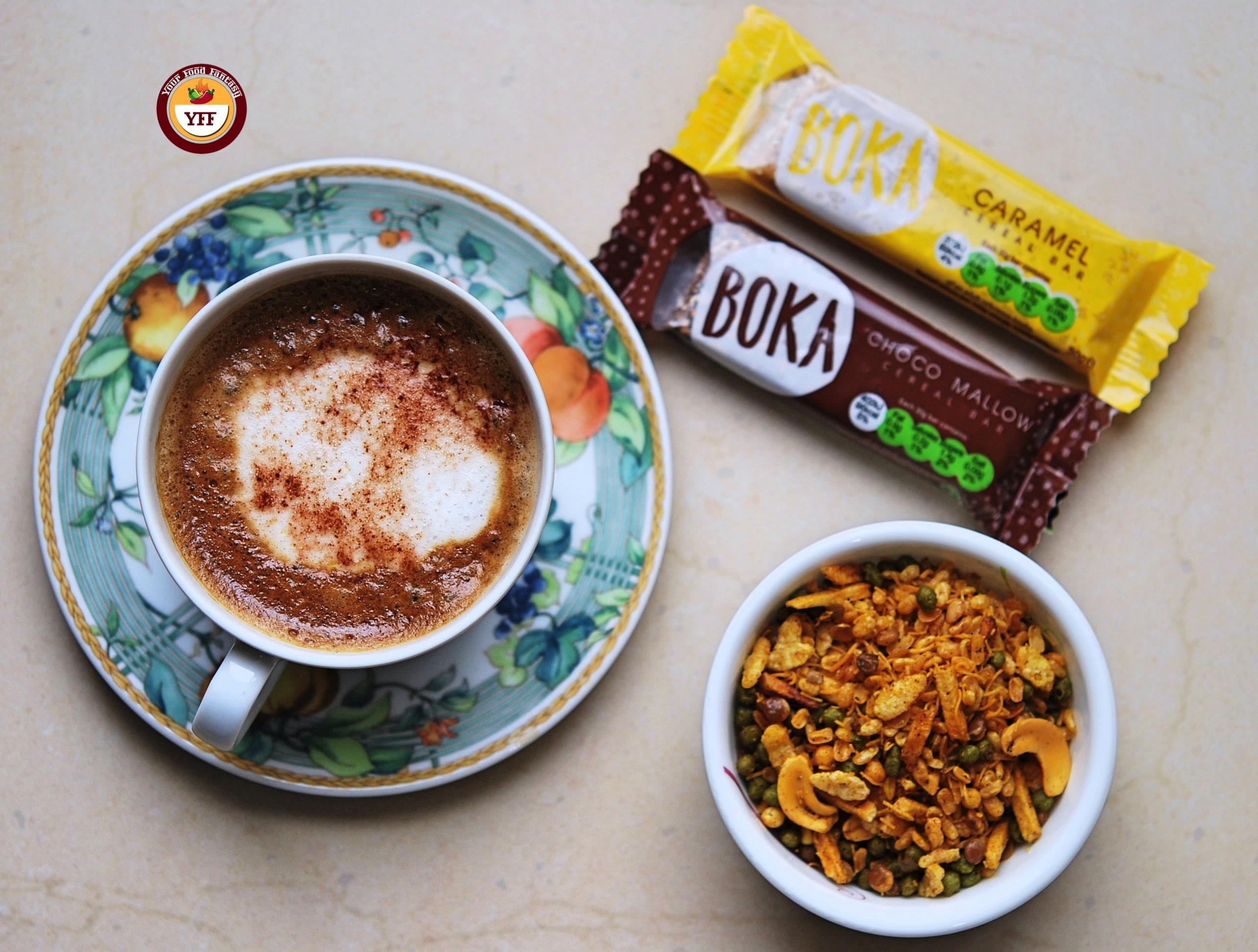 Boka Cereal Bar review   Your Food Fantasy