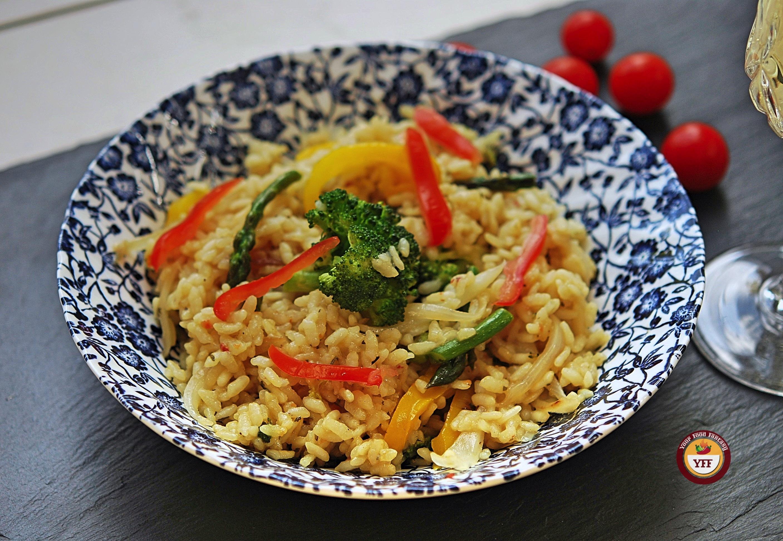 Easy Risotto Recipe | Italian Food | Your Food Fantasy