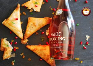 Eisberg Non-alcoholic Rose review   Your Food Fantasy