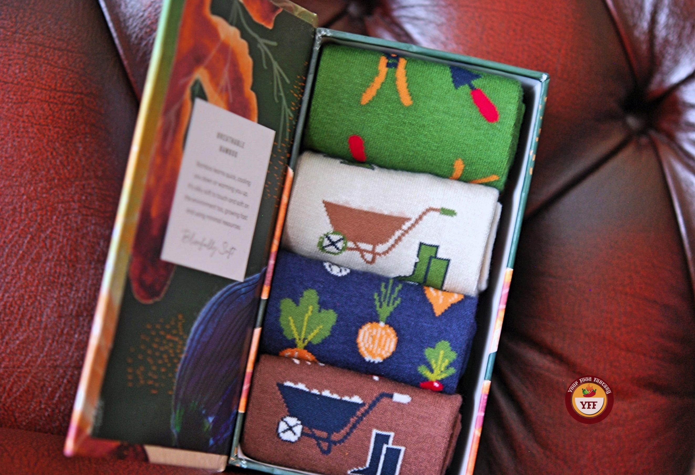 Gardner Bamboo and organic Cotton Socks