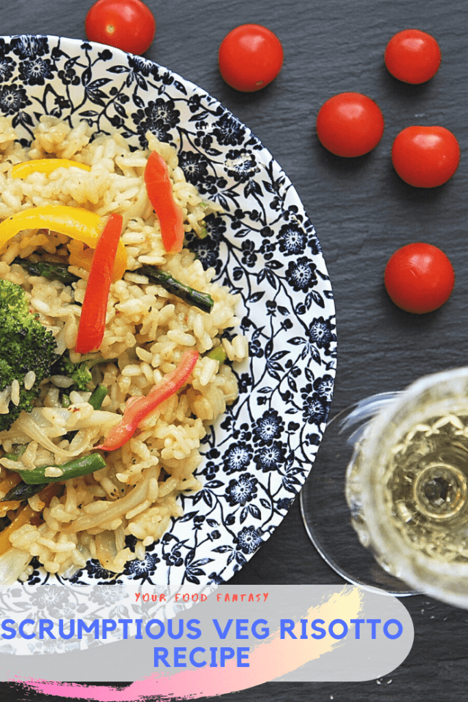 How to make Risotto | Your Food Fantasy