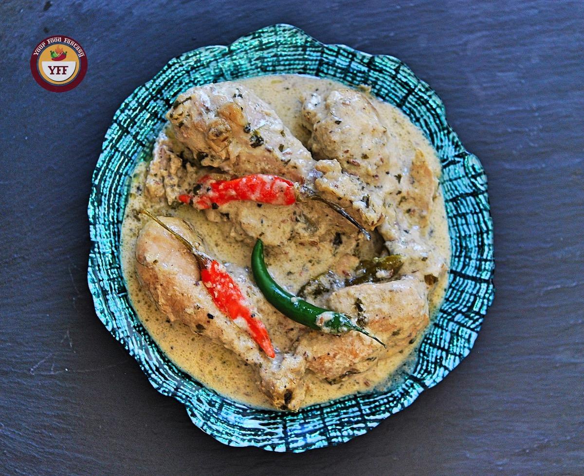 Black Pepper Chicken -Kali Murg Chicken | Your Food Fantasy