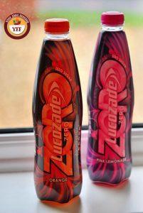 Lucozade Zero Cal Review | Your Food Fantasy